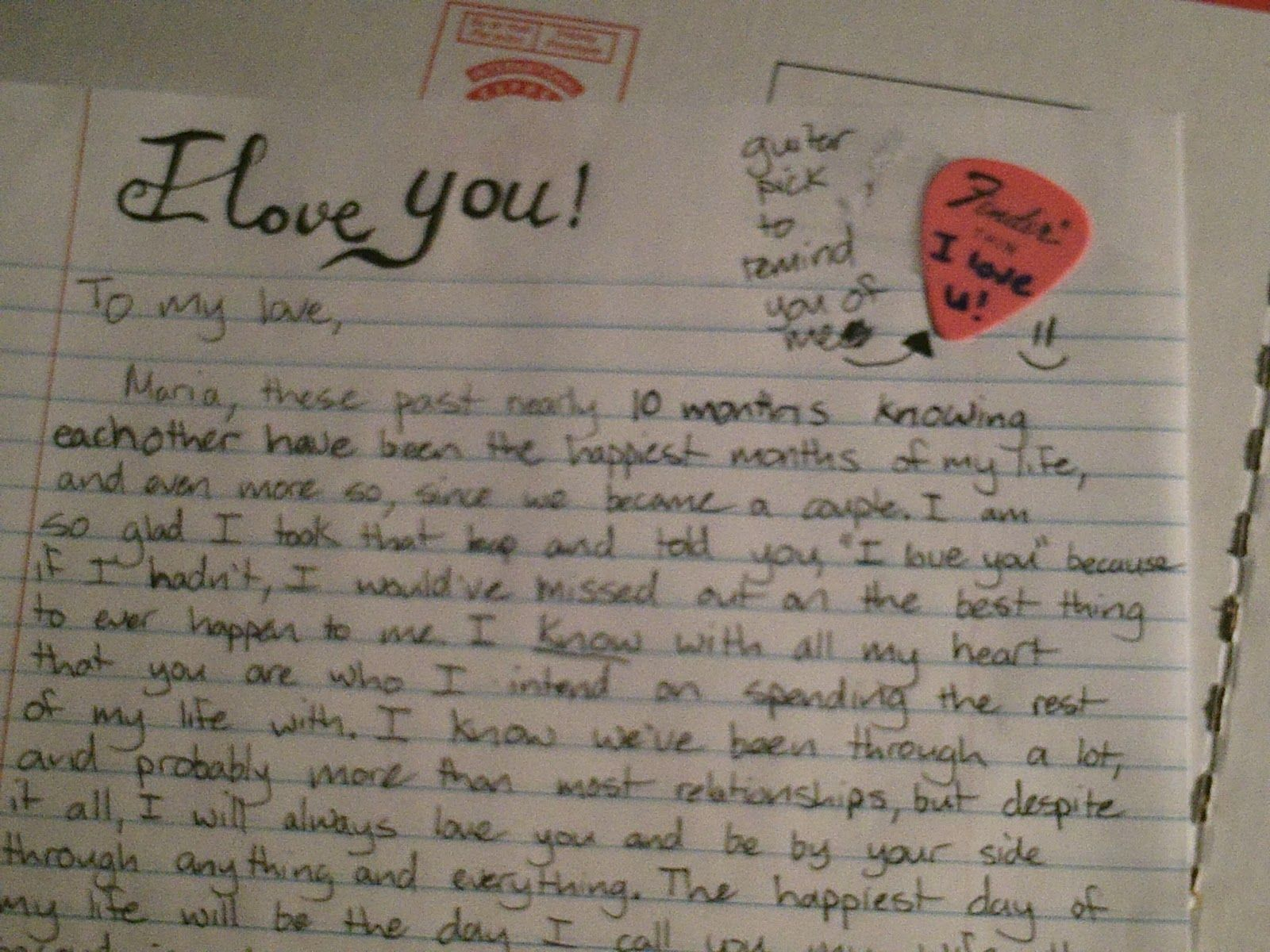 Find and search thousands of free love letters from all over the