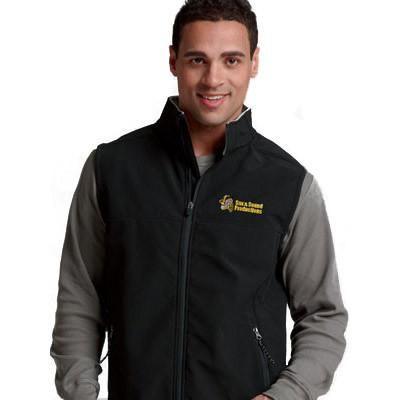 Alternative Embroidered Men's Rocky Eco-Fleece Zip Hoodie