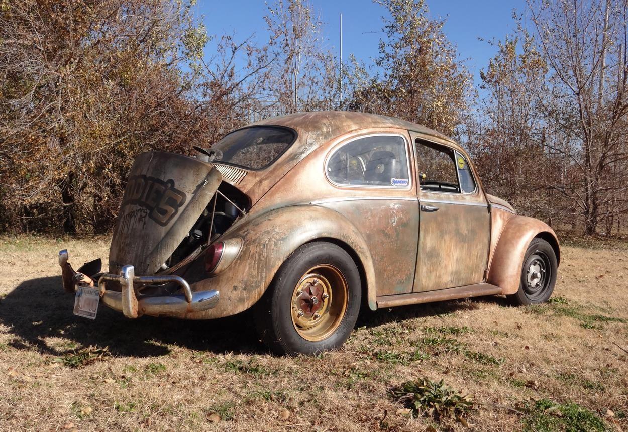 Dung Beetle 1966 Vw Bug Precision T3 T4 Turbo Engine 650cfm Holly Carburetor Street Outlawsvw