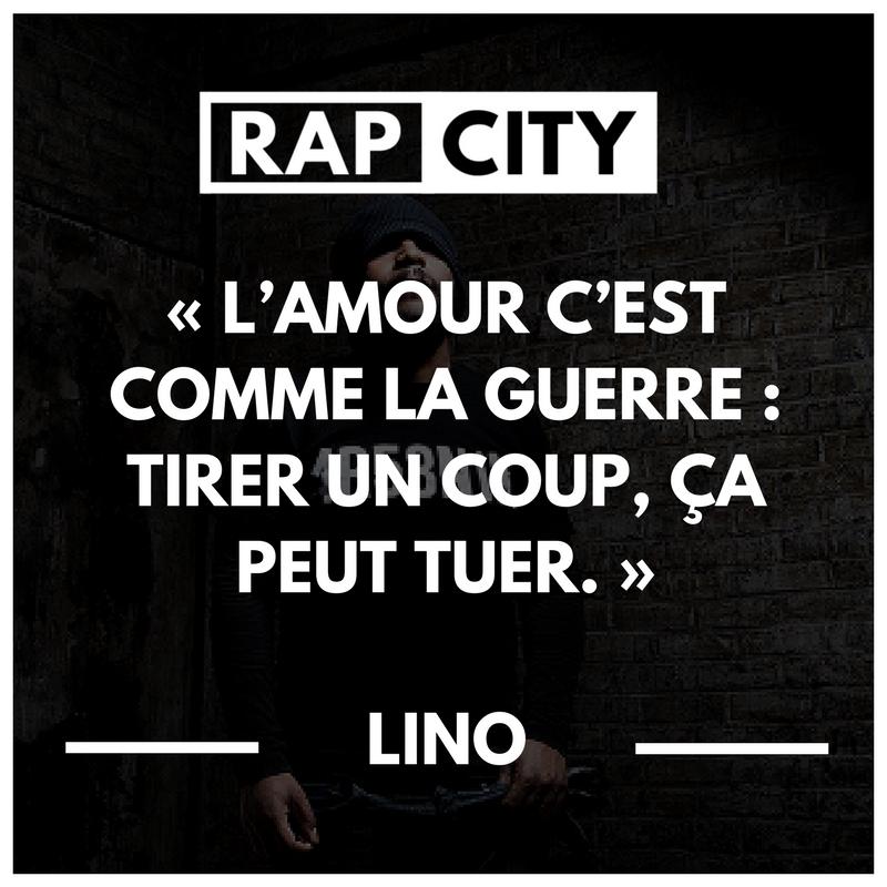 Les 25 Meilleures Punchlines De Lino Citations De Rappeur