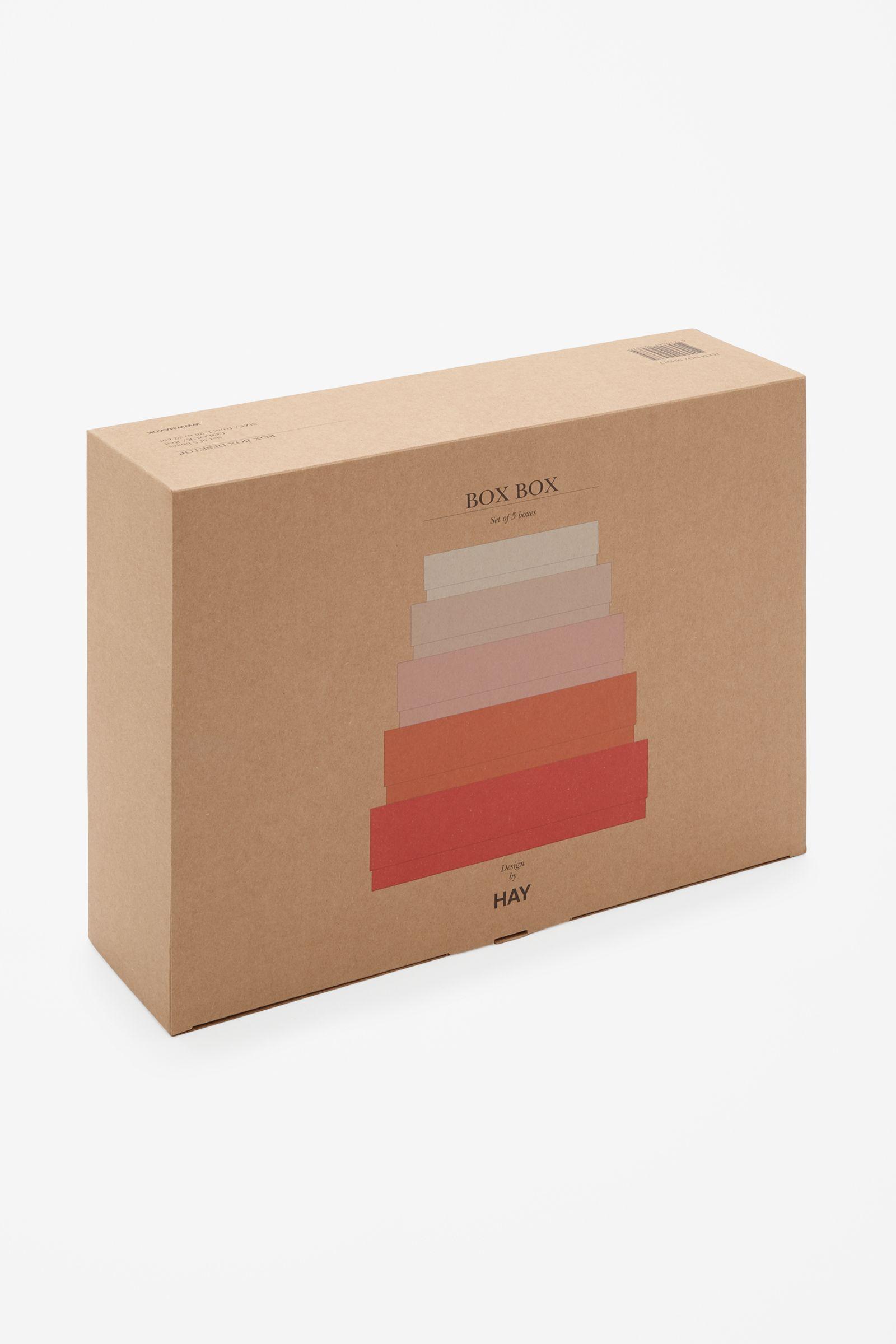 Set Of Desktop Boxes Box Packaging Design Packaging Labels Design Glass Packaging