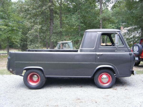 67 Ford Econoline Truck 1961 Ford Econoline Pickup For Sale