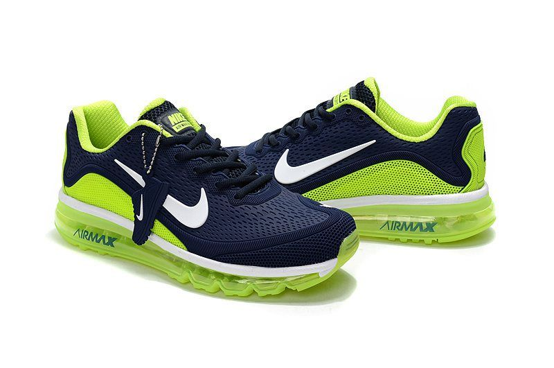 coupon for men nike air max 2017 blue fluorescent green