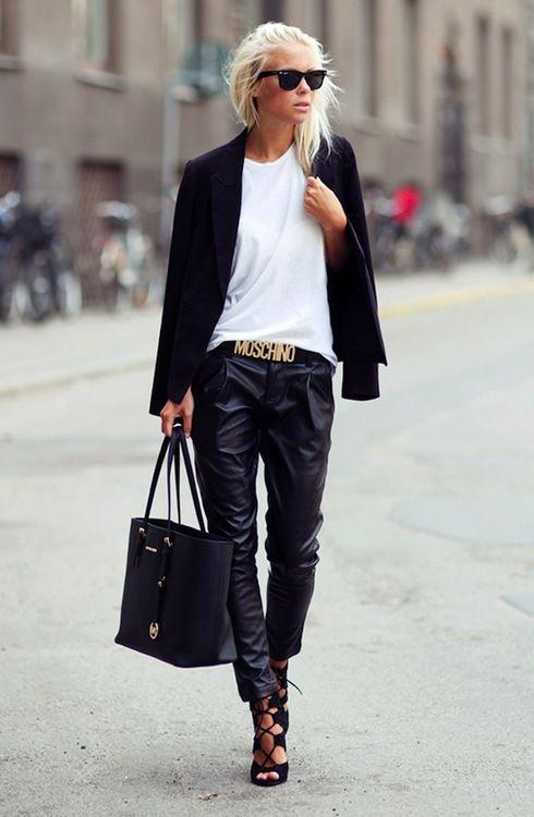 Black-White-Gold = The Basics.  —The Dandy Diaries