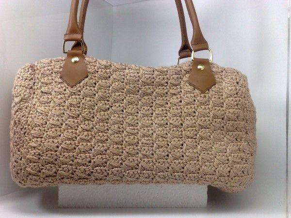 18 Ideias para Você Fazer Bolsas de Crochê – Boda fotos