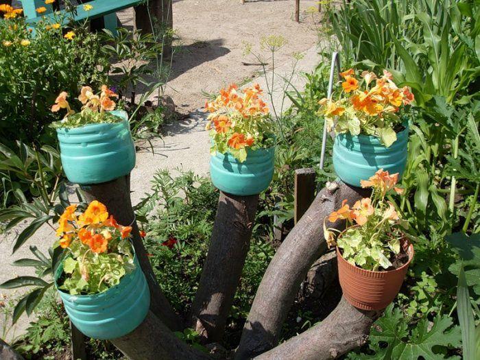 поделки для дачи и огорода фото
