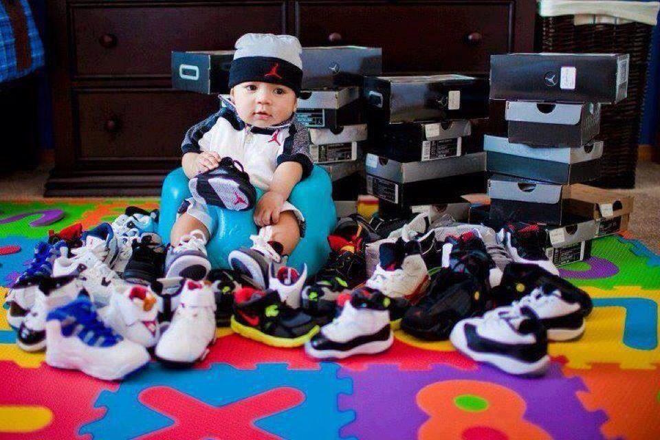 Def gonna b my kid