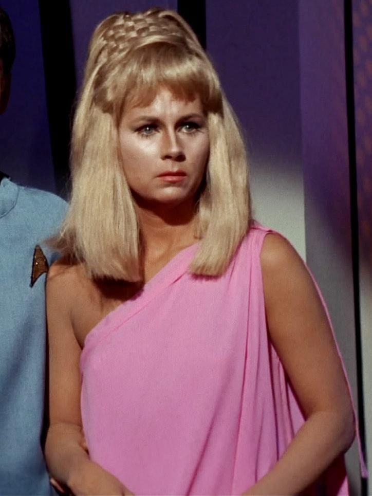 Whitney grace nude lee Star Trek: