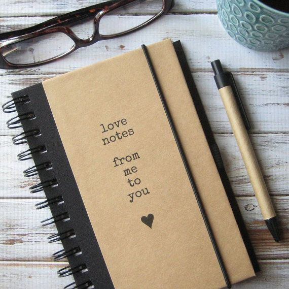 Wedding Gifts For Fiance: Love Journal Wedding Gift Engagement Gift Journal Notebook