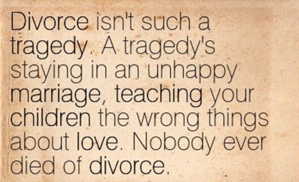 Pin On Sad Divorce Quotes And Sayings