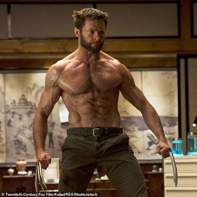 Young Man 24 Follows The Diet Behind Hugh Jackman S Wolverine Body In 2020 Wolverine Hugh Jackman Hugh Jackman Celebrity Workout
