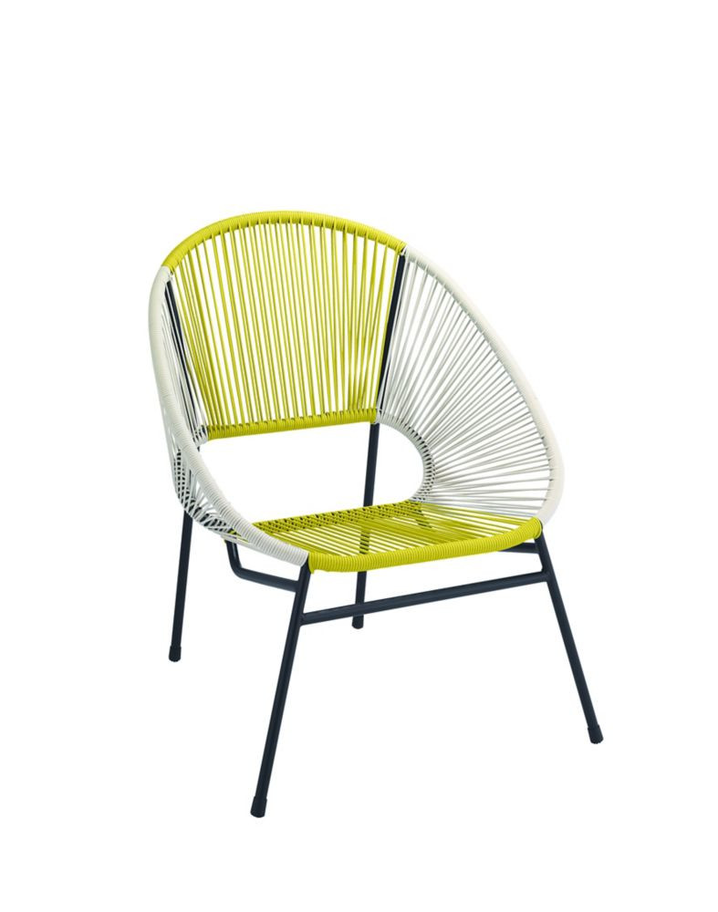 White Wicker Outdoor Furniture Home Depot