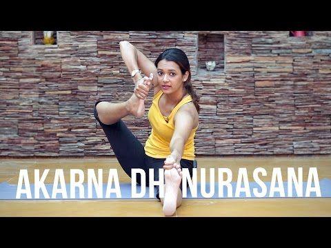 how to do akarna dhanurasana  the shooting bow pose