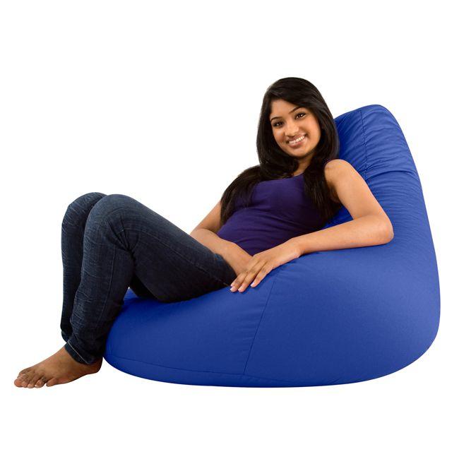 Sensational Gaming Pod Bean Bag Cotton Drill Beanbags Bean Bag Andrewgaddart Wooden Chair Designs For Living Room Andrewgaddartcom