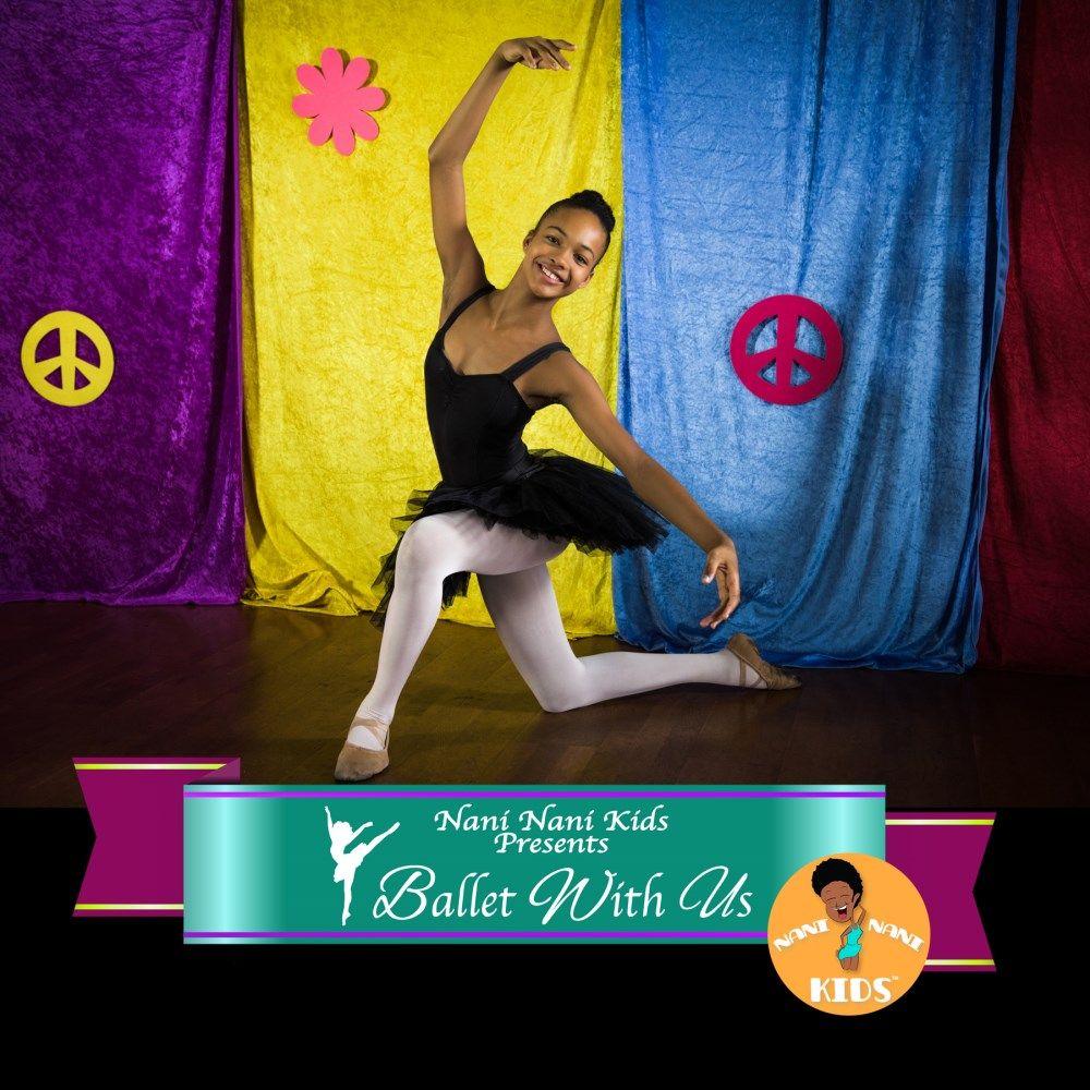 Pin by Nani Nani Kids on Ballet With Us Ballet kids