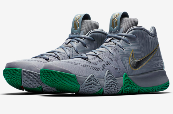 half off 32dc0 6b2cd Nike Kyrie 4 City of Guardians (Parquet) Arriving Tomorrow