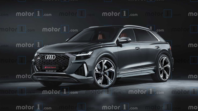 Audi Rs Q8 2020 Audi Rs Audi Audi Q8 Price