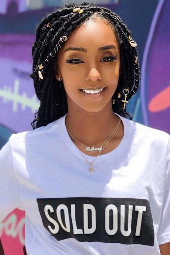 45 Enviable Ways To Rock The Latest Black Braided Hairstyles Braids For Black Hair Latest Braided Hairstyles Natural Hair Styles