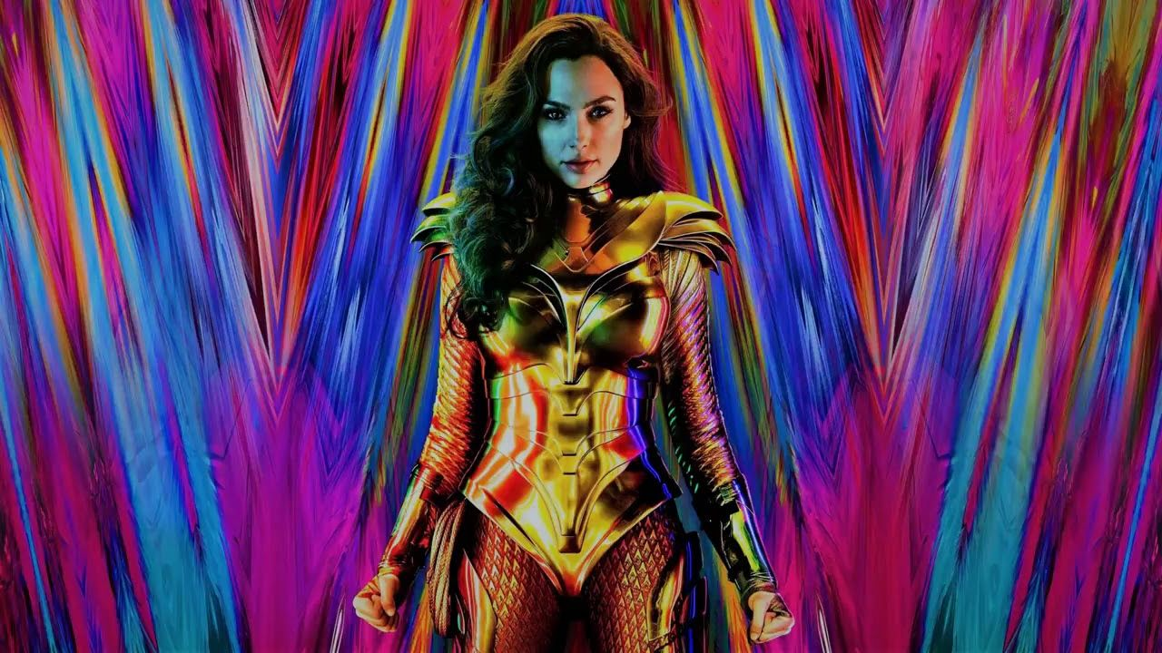Mulher Maravilha 1984 Musica Tema Do Trailer Blue Monday New Order In 2020 Wonder Woman Gal Gadot Superhero Movies
