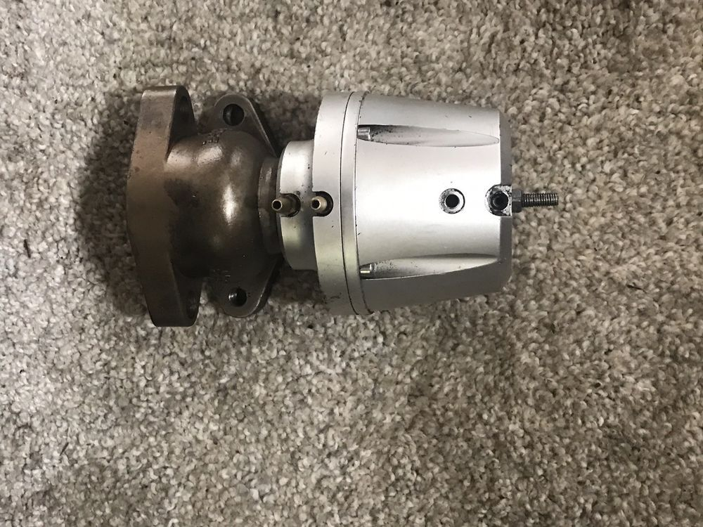Synapse Engineering Wg001a 1 Synchronic Silver Wastegate Parts And Accessories Cars Trucks Supercharger