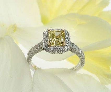 17 Best images about The Canary Yellow Diamond on Pinterest ...