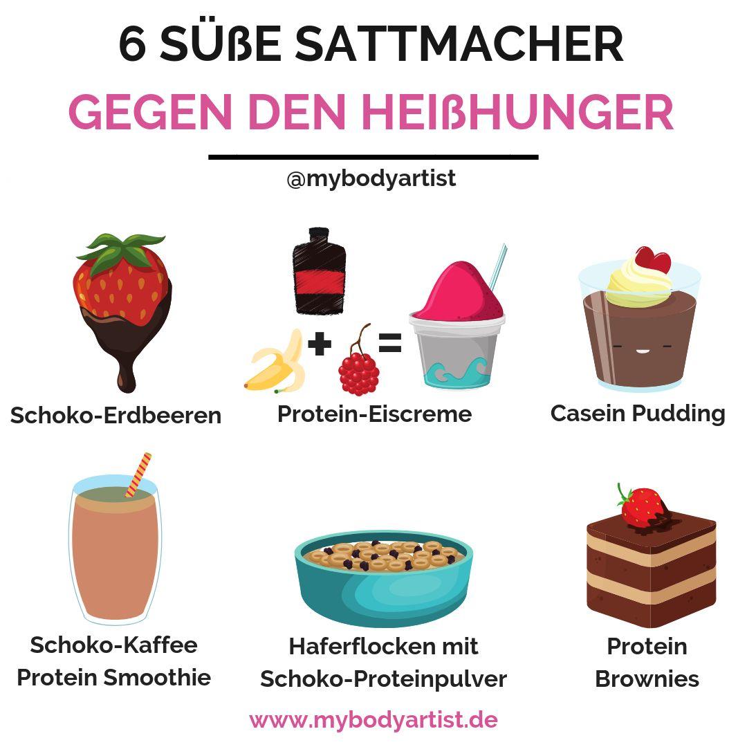 Wie Heißhunger entsteht und welche Snacks helfen ihn zu ...