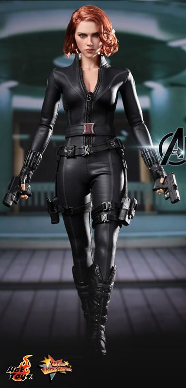 Alter Ego Comics is pleased to offer the Avengers: Black Widow Scale Figure  by Hot Toys. Scarlett Johansson reprises her role as Natasha Romanov, ...