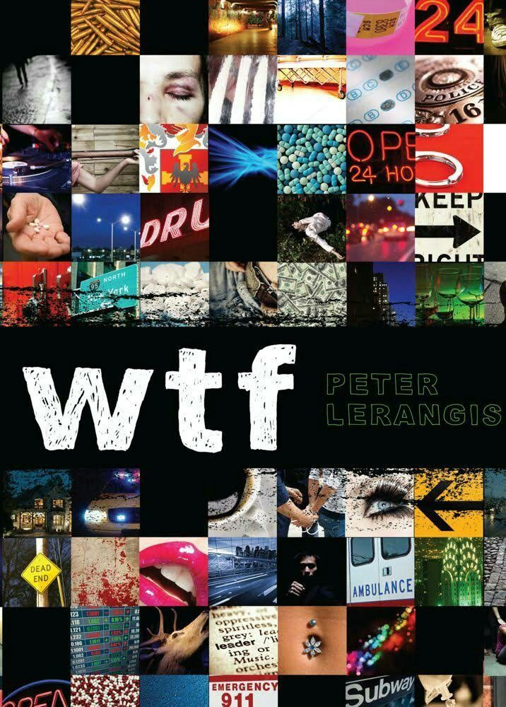 """WTF""  ***  Peter Lerangis  (2009)"