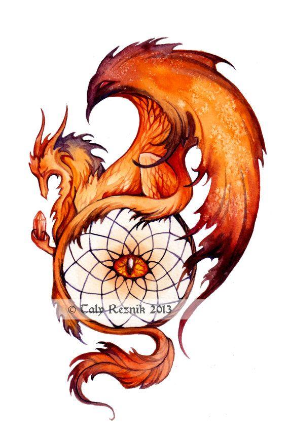 Dreamcatcher Fantasy Art