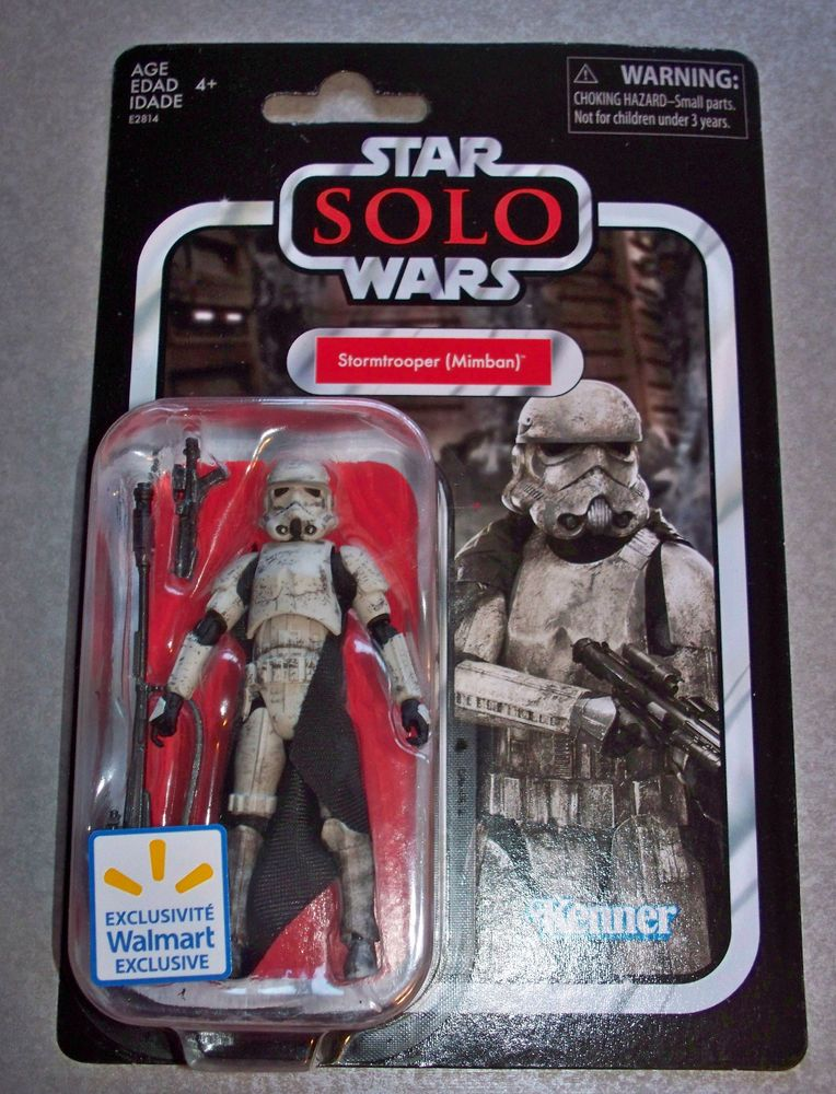 Stormtroopers HASBRO new carded MIB STAR WARS SAGA COLLECTION Clone Troopers