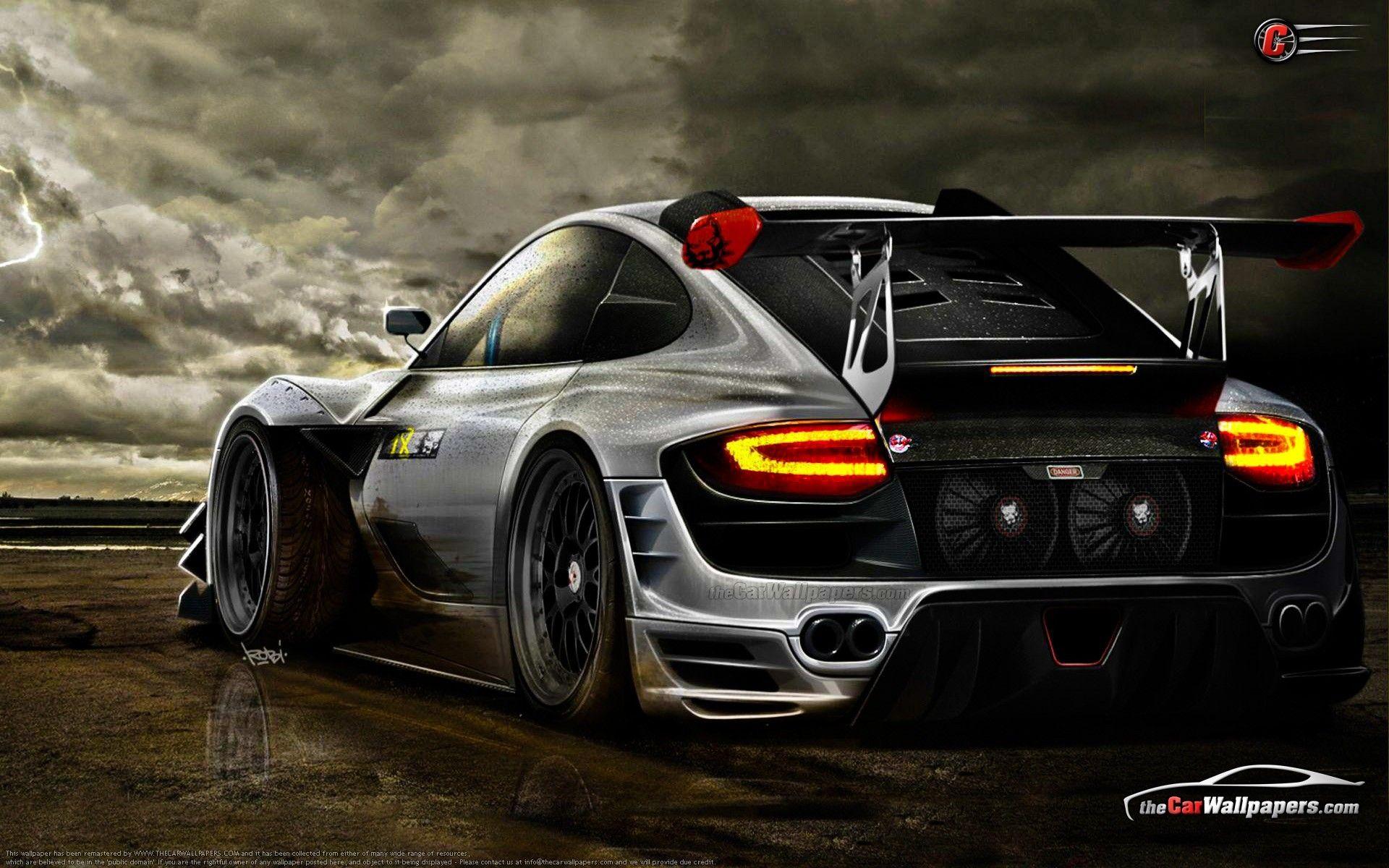 Hd Porsche Wallpapers