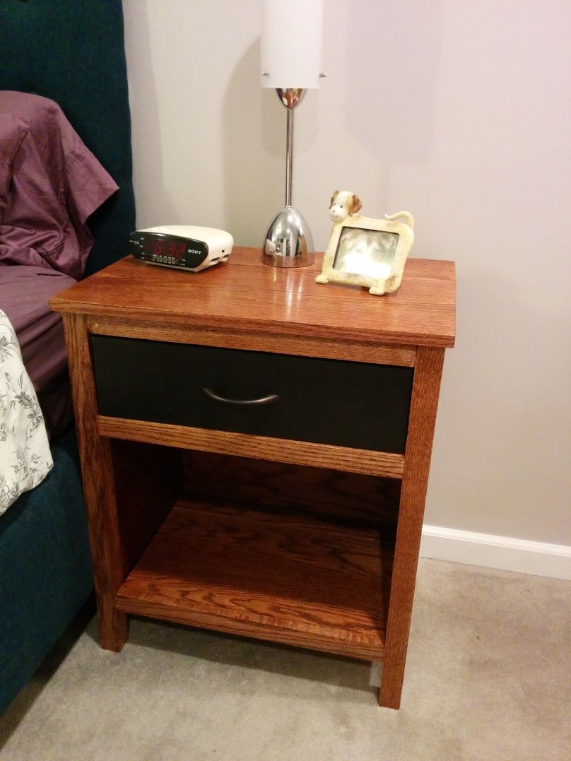 Diy Cooper Nightstand Free Plans Rogue Engineer Woodworking Plans Diy Diy Plans Furniture Makeover Diy