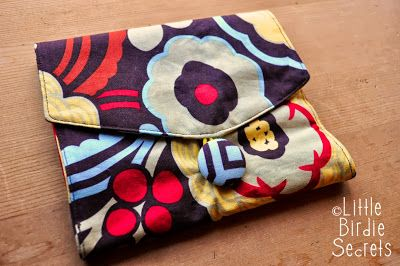 House Craft: Bolsinha Porta Agulhas com Tutorial