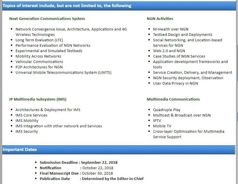 International Journal Of Electromagnetics And Applications