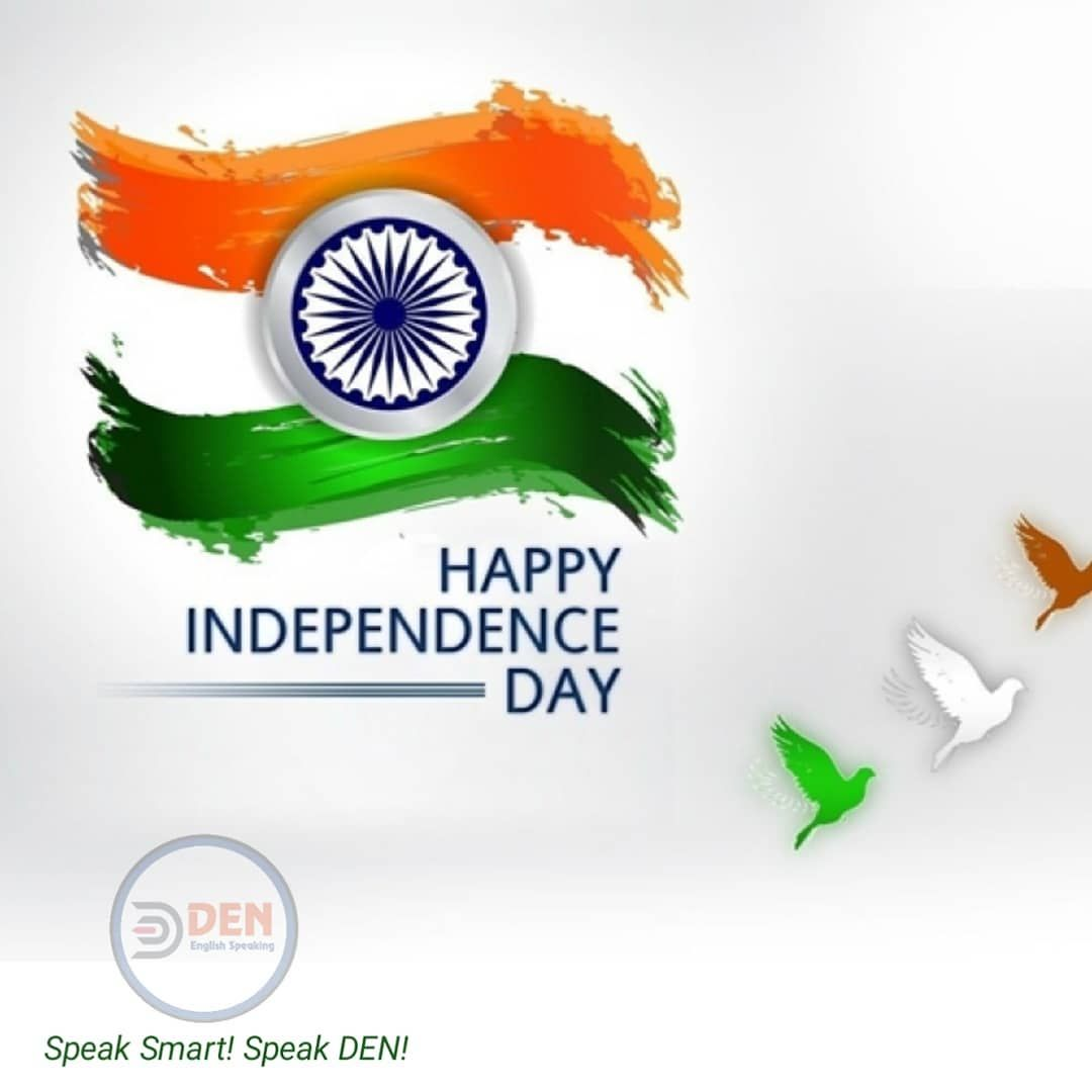 Happy Independence Day Follow Den Englishspeaking