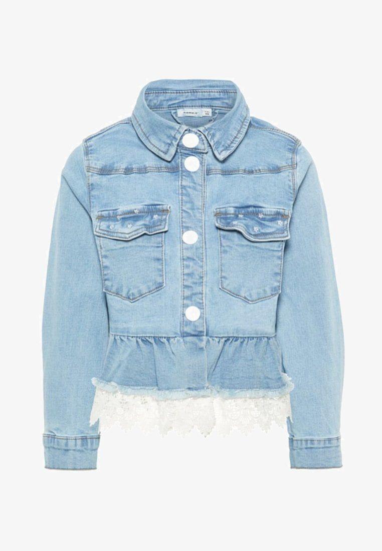 Kinderkleding Zalando.Spijkerjas Light Blue Denim Zalando Nl Kinderkleding Blue