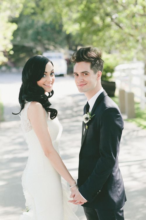 Brendon Urie Wedding Brendon Urie Wedding Brendon Urie Panic At The Disco