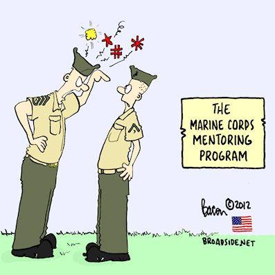 u marine jokes