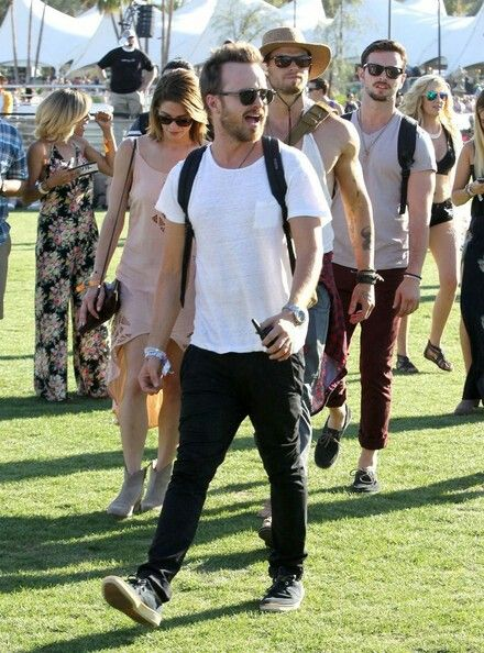 Kellan at Coachella 2014