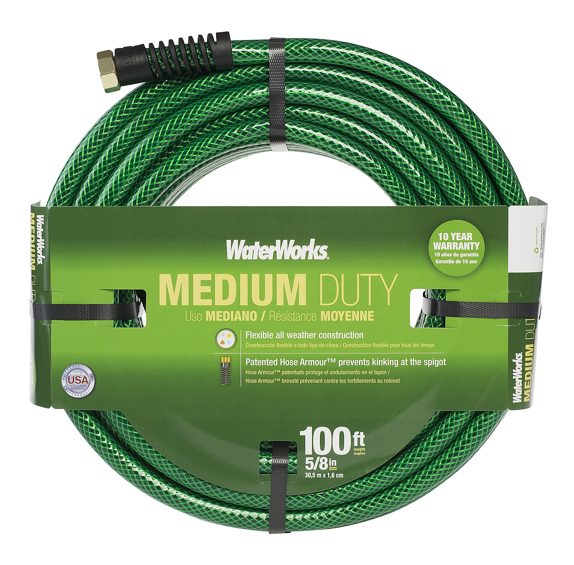 httpwwwswanhosecom Miracle Gro Ultra lite 100 ft hose