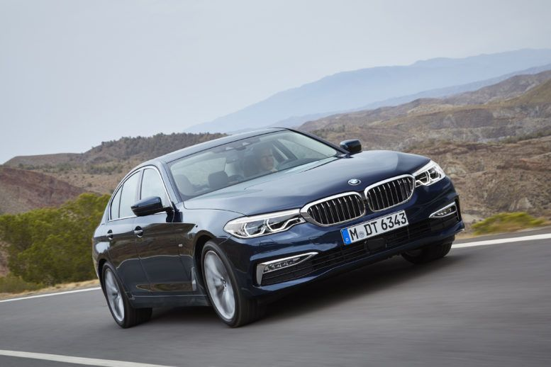 2017 Bmw 5 Series Sedan Release Date February 11th 2017 Bmw