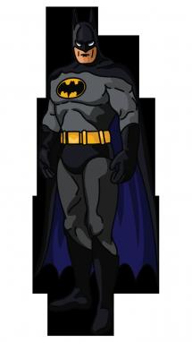 How To Draw Batman The Dark Knight Step By Step Batman Drawing Cartoon Drawings Batman