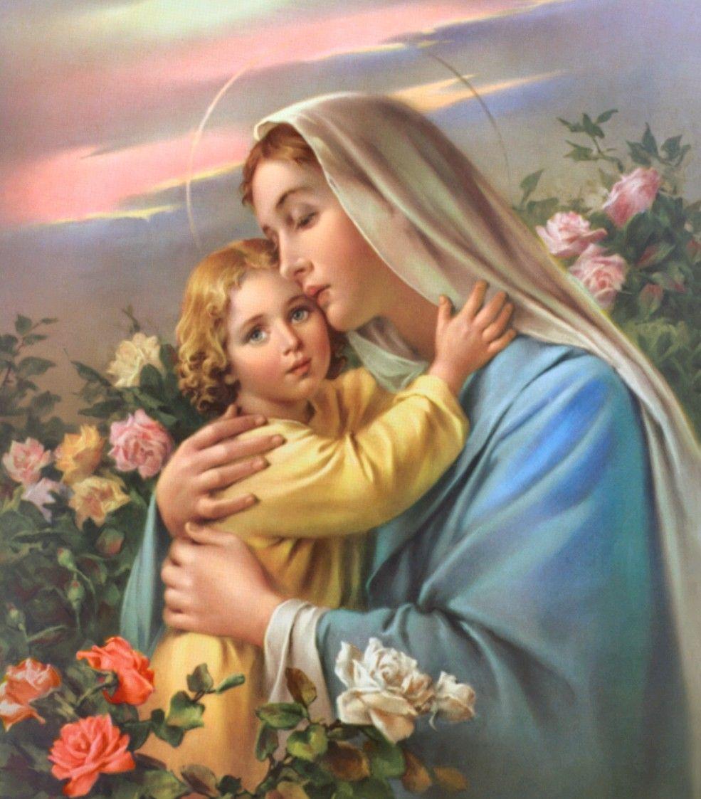 Картинки марии матери иисуса