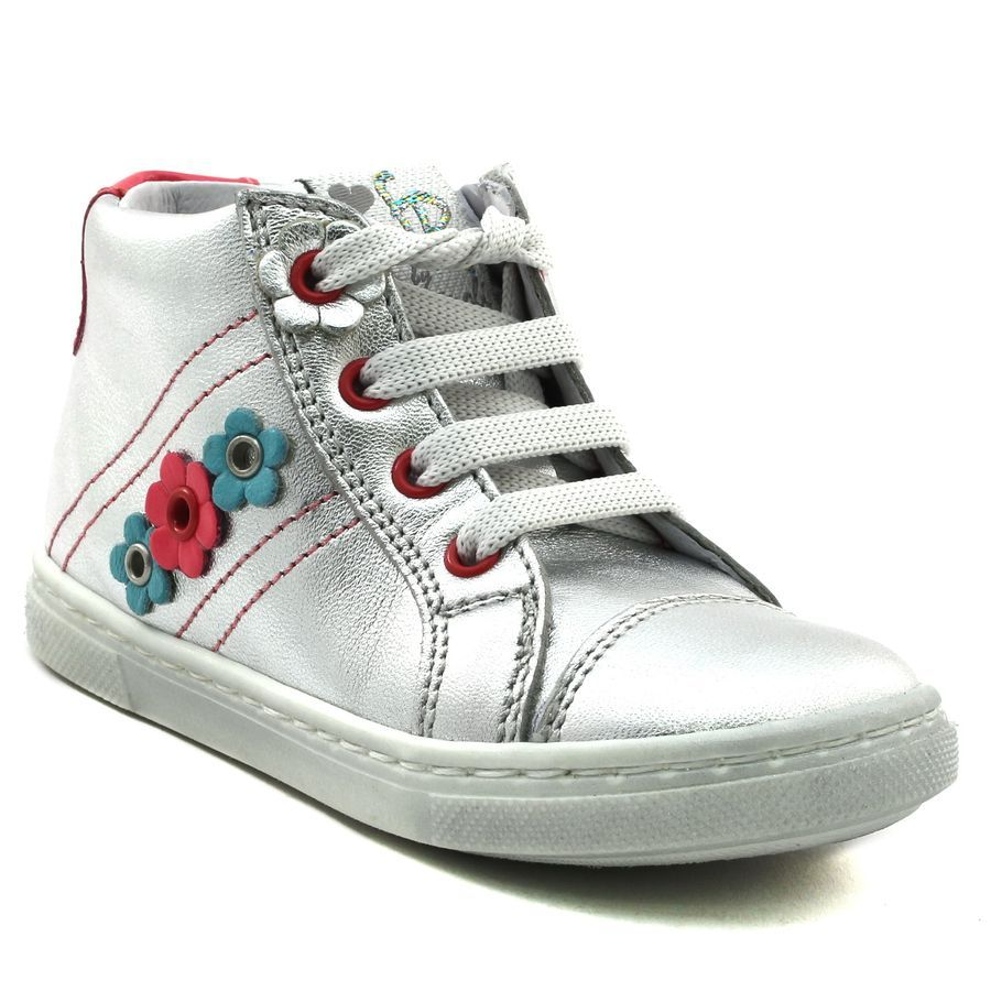 7d362ddbb7607 457A ROMAGNOLI 8440 ARGENT www.ouistiti.shoes le spécialiste internet   chaussures  bébé
