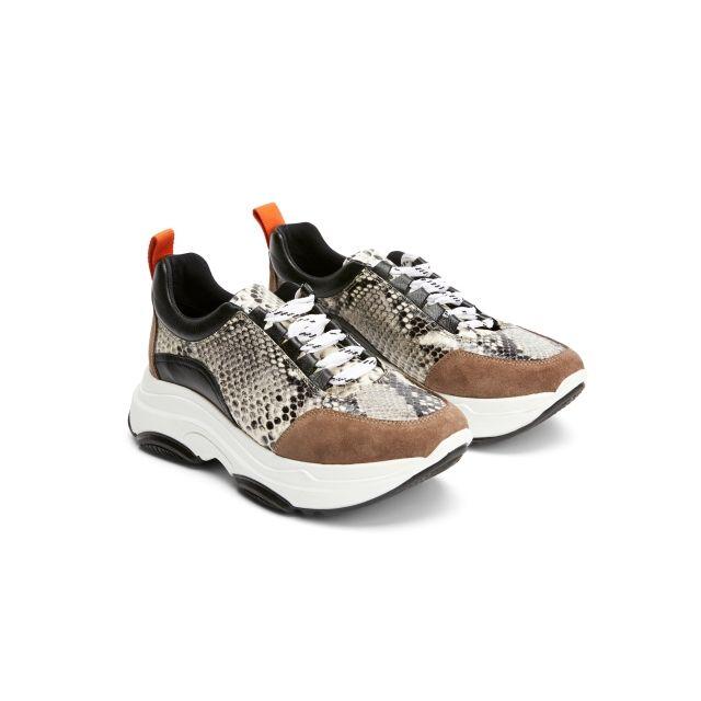 7c303ff4e09 Rizzo Rizzo Aida chunky sneakers i skinn/mocka | Rizzo | fits in ...