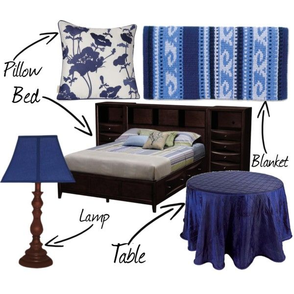 A Ravenclaw's Bedroom | Harry potter room, Home decor ...