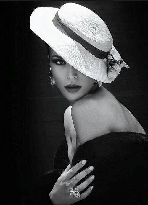 Risultato immagini per black and white photography of hats