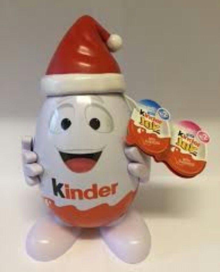 Kinder Surprise kerst 🎄