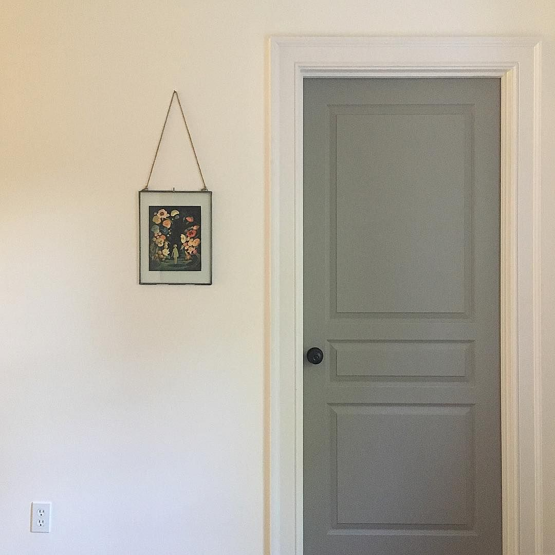 Door paint color is called Fawn Brindle by Sherwin Williams | Paint ...