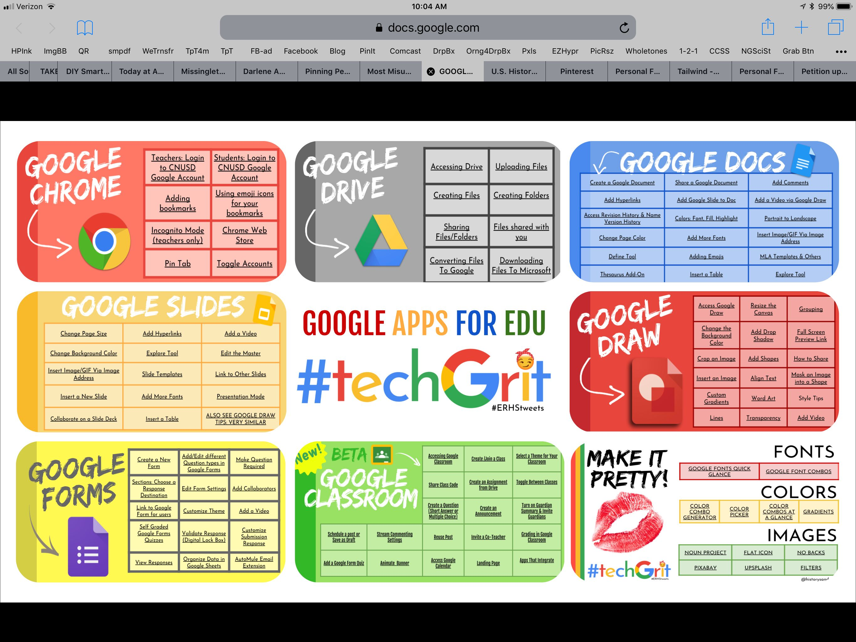 Pin by Desktop Learning Adventures on Technology in the